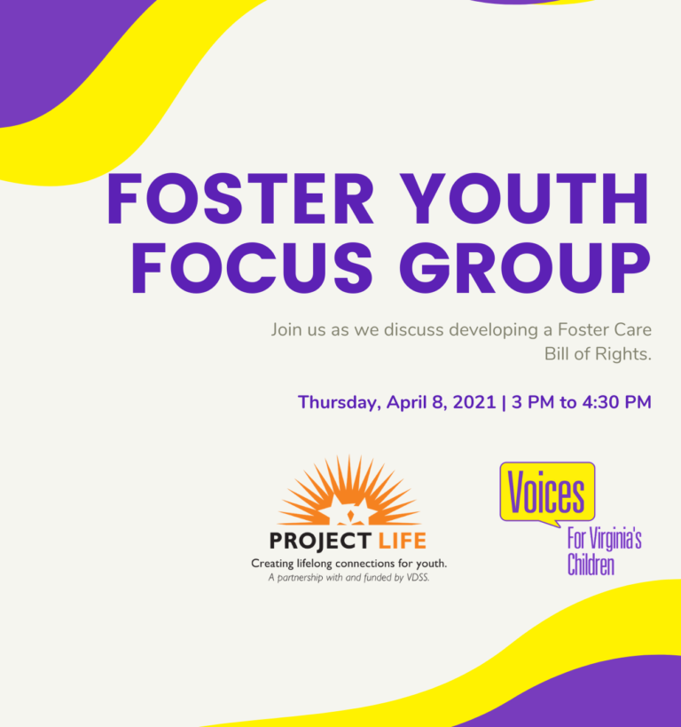 Project LIFE and Voices Partner in Youth Advocacy Effort